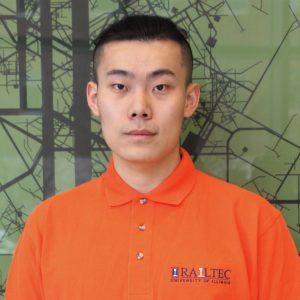 Photo of Hongze Chen