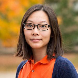 Photo of Weixi Li