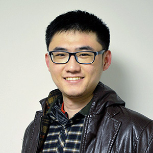 Photo of Zezhou Wang